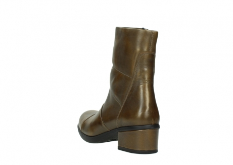 wolky mid calf boots 06030 amsterdam 30363 copper graca leather_5