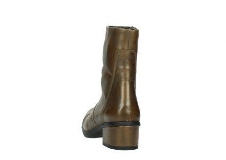 wolky mid calf boots 06030 amsterdam 30363 copper graca leather_6
