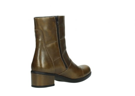 wolky mid calf boots 06030 amsterdam 30363 copper graca leather_10