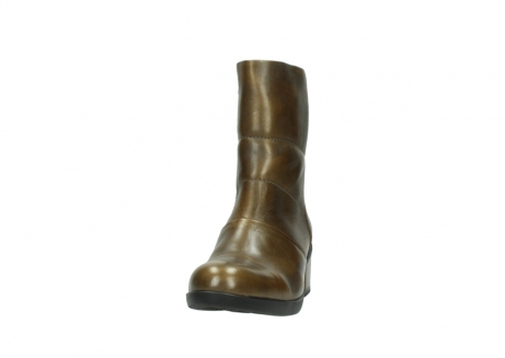 wolky mid calf boots 06030 amsterdam 30363 copper graca leather_20