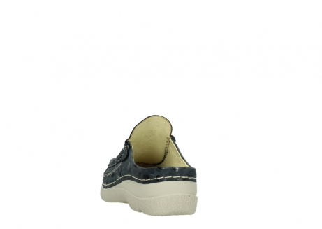 wolky clogs 06202 roll slide 12820 denim nubukleder_6