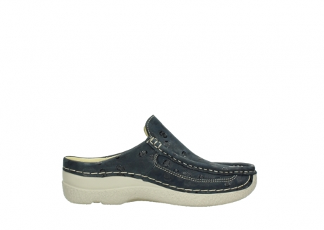 wolky clogs 06202 roll slide 12820 denim nubukleder_13