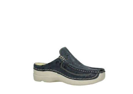 wolky clogs 06202 roll slide 12820 denim nubukleder_15