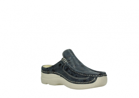 wolky clogs 06202 roll slide 12820 denim nubukleder_16