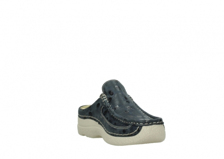 wolky clogs 06202 roll slide 12820 denim nubukleder_17