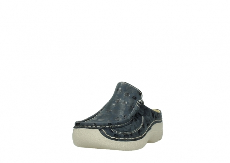 wolky clogs 06202 roll slide 12820 denim nubukleder_21
