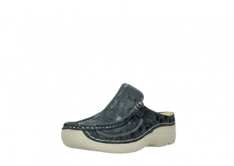 wolky clogs 06202 roll slide 12820 denim nubukleder_22