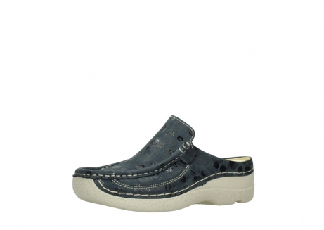 wolky clogs 06202 roll slide 12820 denim nubukleder_23