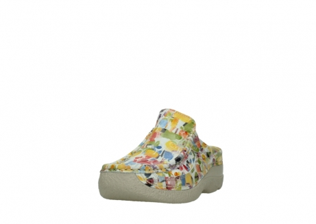 wolky clogs 06202 roll slide 12910 weiss multi_21