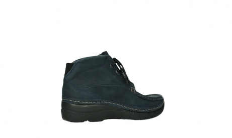 wolky bottines a lacets 06242 roll shoot 11802 nubuck bleu_3