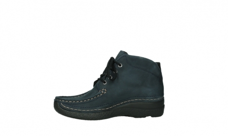 wolky bottines a lacets 06242 roll shoot 11802 nubuck bleu_14