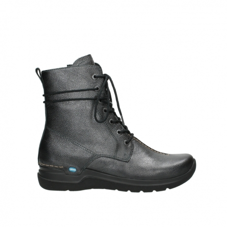 wolky boots 06601 walla walla 81210 anthrazit leder