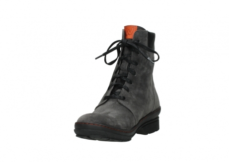 wolky lace up boots 07640 partizan 40210 anthracite suede_9