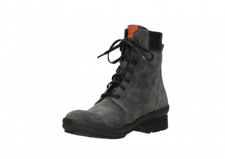 wolky lace up boots 07640 partizan 40210 anthracite suede_10