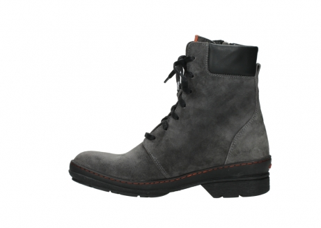 wolky lace up boots 07640 partizan 40210 anthracite suede_13
