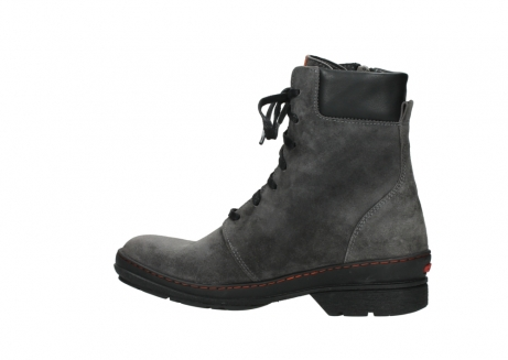 wolky lace up boots 07640 partizan 40210 anthracite suede_14