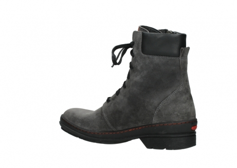 wolky lace up boots 07640 partizan 40210 anthracite suede_15