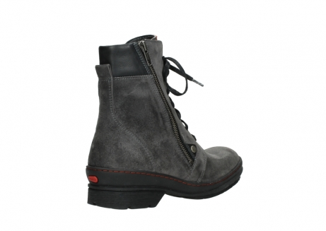 wolky lace up boots 07640 partizan 40210 anthracite suede_22