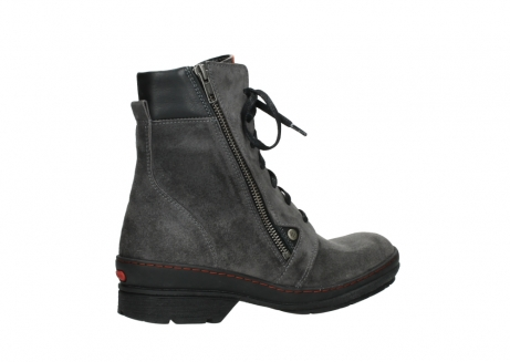 wolky lace up boots 07640 partizan 40210 anthracite suede_23