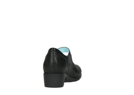 wolky court shoes 07808 opal 90070 black nubuck_8