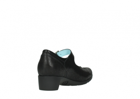 wolky court shoes 07808 opal 90070 black nubuck_9