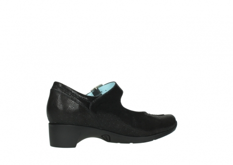 wolky court shoes 07808 opal 90070 black nubuck_11