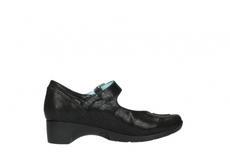 wolky court shoes 07808 opal 90070 black nubuck_12