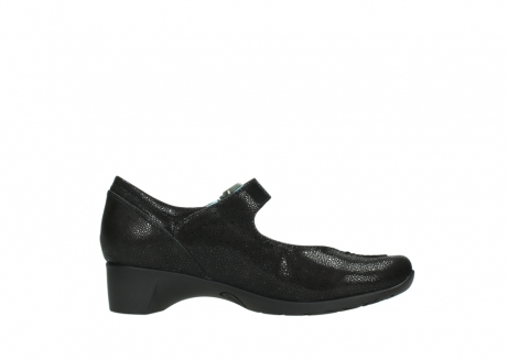 wolky court shoes 07808 opal 90070 black nubuck_13