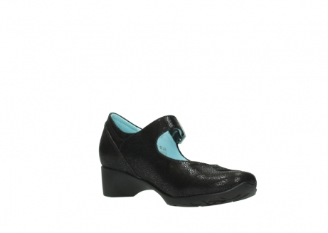 wolky court shoes 07808 opal 90070 black nubuck_16