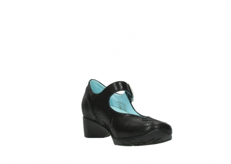 wolky court shoes 07808 opal 90070 black nubuck_17