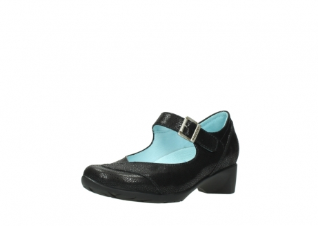 wolky court shoes 07808 opal 90070 black nubuck_22
