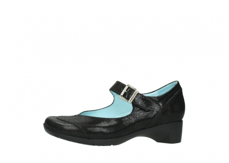 wolky court shoes 07808 opal 90070 black nubuck_24
