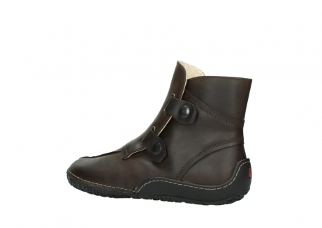 wolky ankle boots 08305 circle 50300 brown olied leather_3