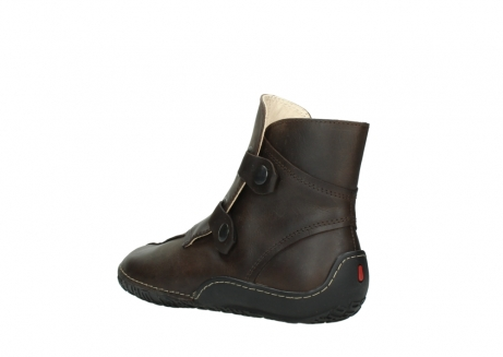 wolky bottines 08305 circle 50300 cuir marron_4