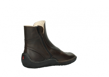 wolky bottines 08305 circle 50300 cuir marron_10
