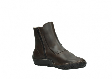wolky bottines 08305 circle 50300 cuir marron_16
