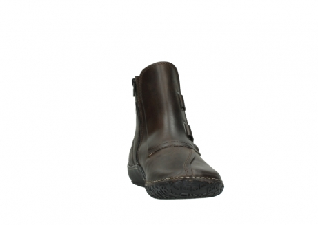 wolky bottines 08305 circle 50300 cuir marron_18