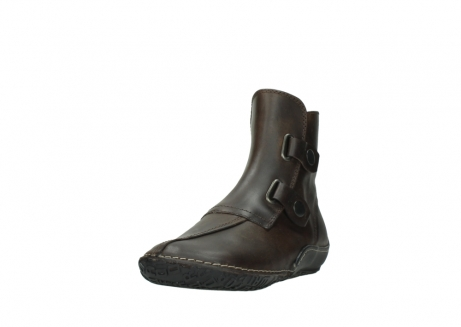 wolky ankle boots 08305 circle 50300 brown olied leather_21