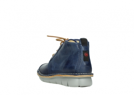 wolky lace up boots 08386 iberia 30840 jeans leather_5
