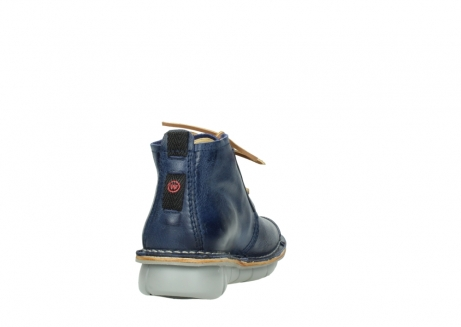 wolky lace up boots 08386 iberia 30840 jeans leather_8