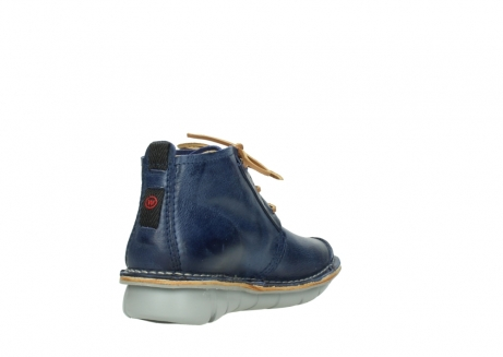 wolky lace up boots 08386 iberia 30840 jeans leather_9