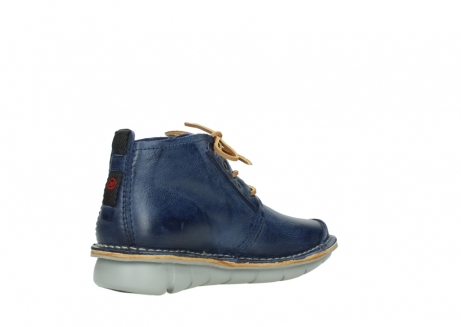 wolky lace up boots 08386 iberia 30840 jeans leather_10