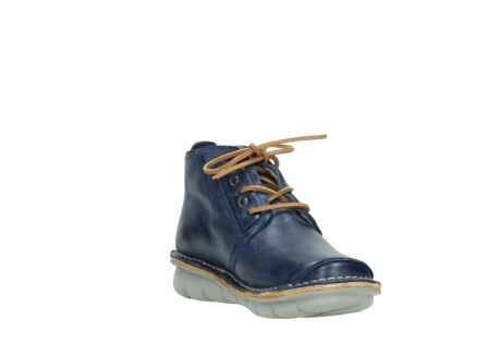 wolky lace up boots 08386 iberia 30840 jeans leather_17