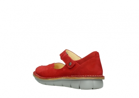 wolky mary janes 08389 cordoba 10500 red nubuck_4