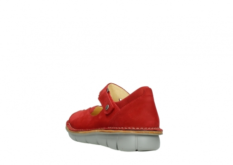 wolky mary janes 08389 cordoba 10500 red nubuck_5