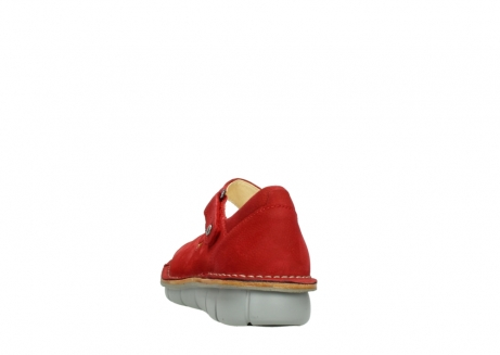 wolky mary janes 08389 cordoba 10500 red nubuck_6