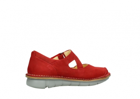 wolky mary janes 08389 cordoba 10500 red nubuck_11