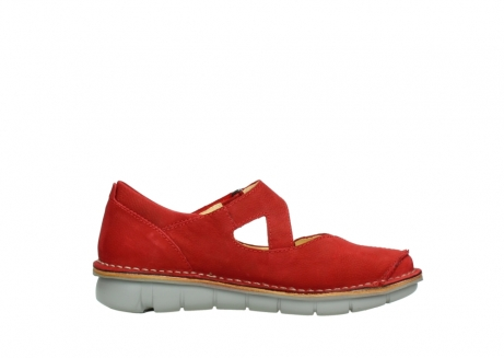 wolky mary janes 08389 cordoba 10500 red nubuck_13