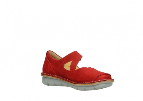 wolky mary janes 08389 cordoba 10500 red nubuck_16