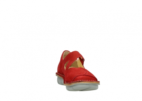 wolky mary janes 08389 cordoba 10500 red nubuck_18